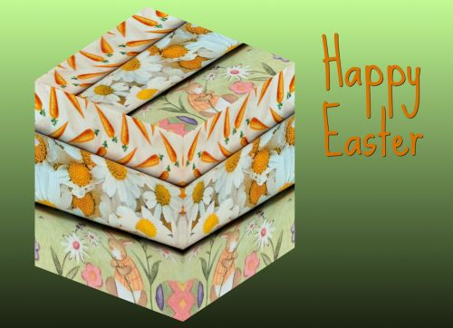 Easter Cube