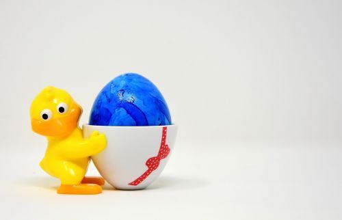 easter egg chicks egg cups