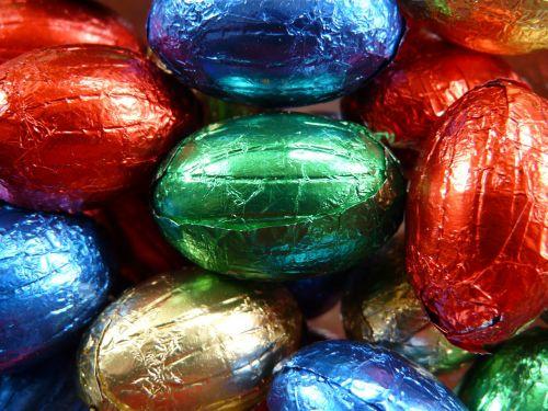 easter eggs easter sweetness