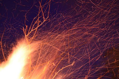 Velykų ugnis,Kovas,muitinės