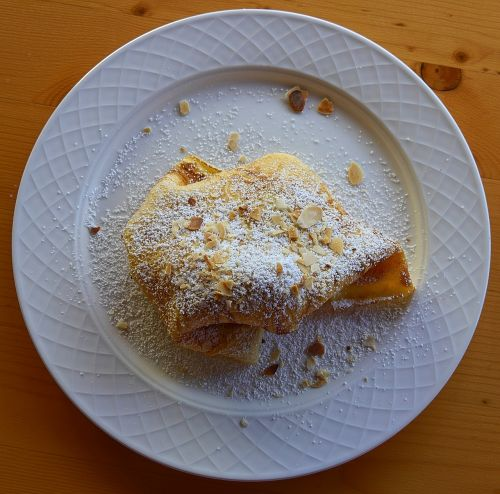 eat pancake pancakes