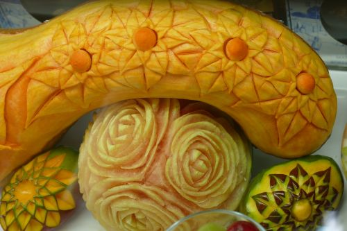 eat carving art