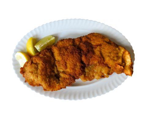 eat schnitzel food