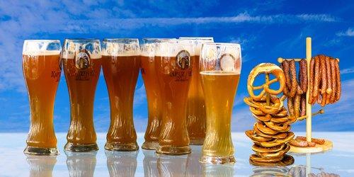 eat  drink  beer