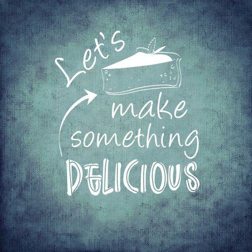 eat delicious food