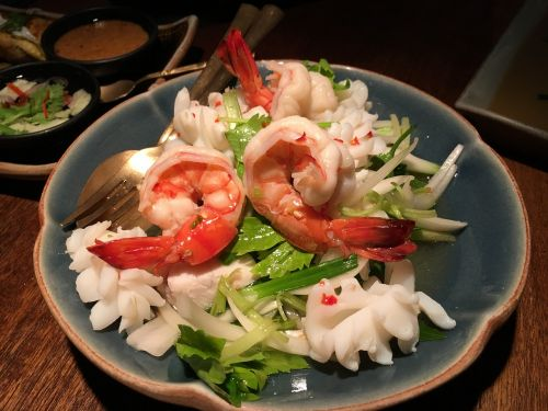 eat thai fish bangkok
