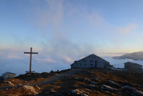 ebenalp  appenzell  mountains