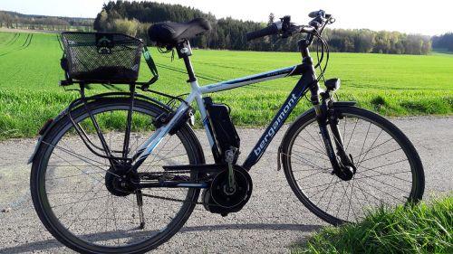 ebike pedelec bike