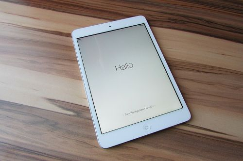 ebook ipad mini apple