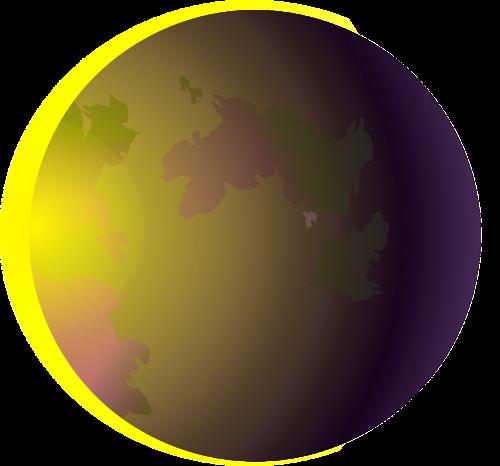 eclipse solar eclipse celestial