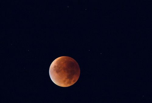 eclipse red moon moon of blood