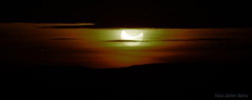 Partial Solar Eclipse 2