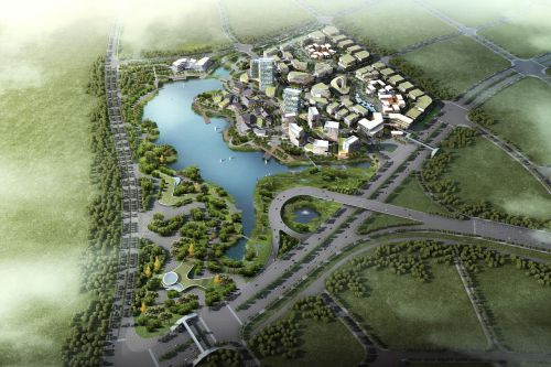 ecology creative science and technology park
