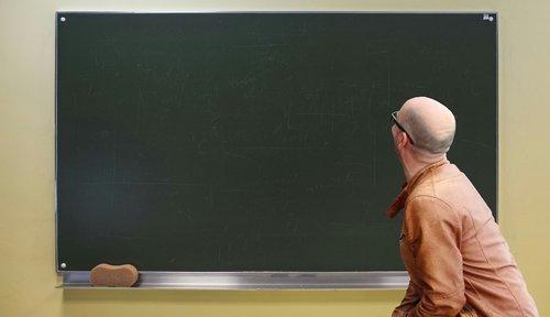 economics  class room  teacher