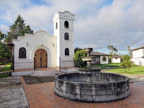 ecuador riobamba church
