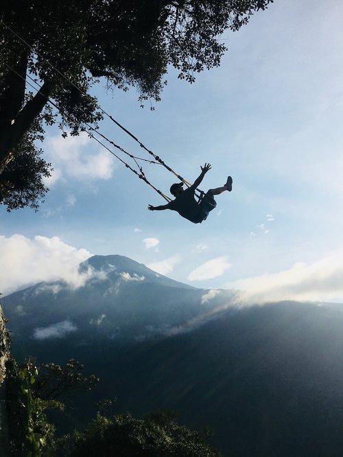 ecuador  amaca  end of the world