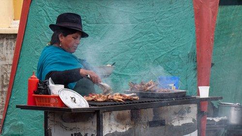 ecuador  market  guamote