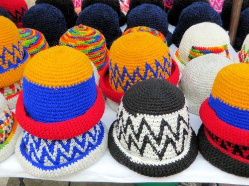 ecuador otavalo hats