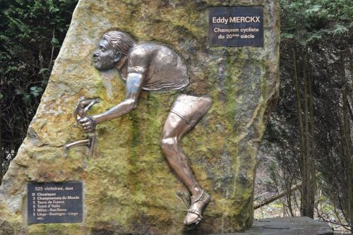 eddy merckx memorial monument