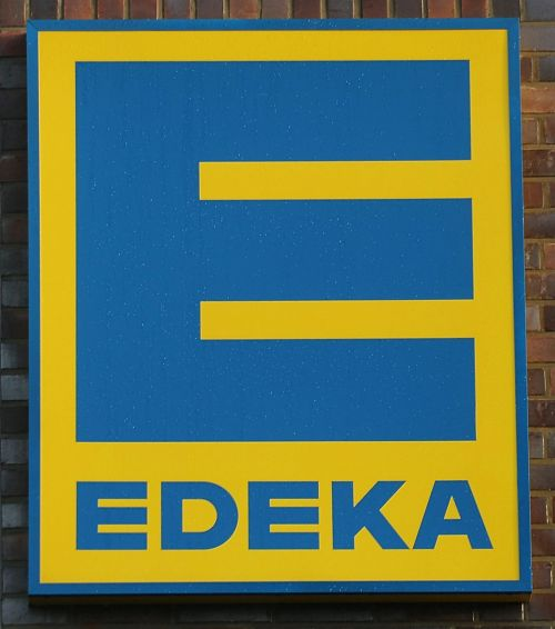 edeka supermarket advertising