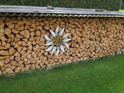 edelweiss wood firewood