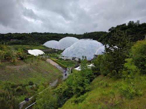 eden project dome eden