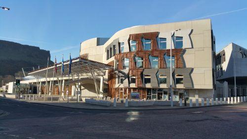 edinburgh scotland scottish parliament