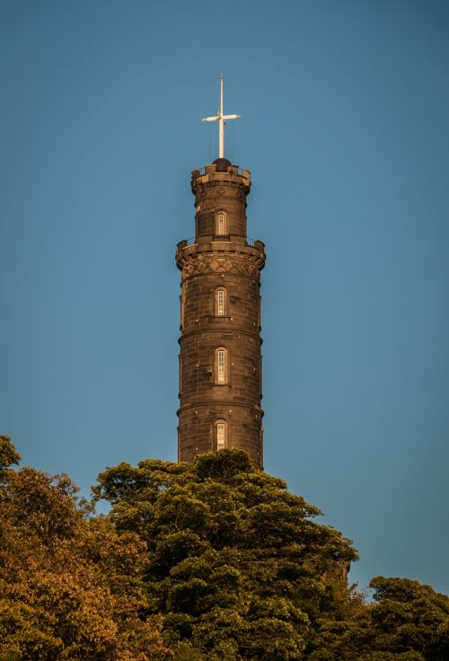 edinburgh calton hill scotland