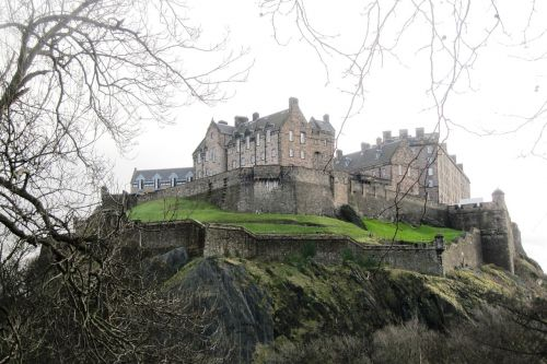 edinburgh castle medieval