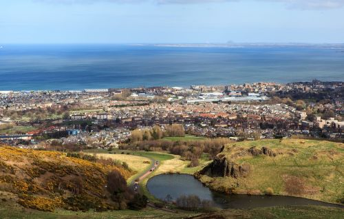 edinburgh arthur's seat scotland