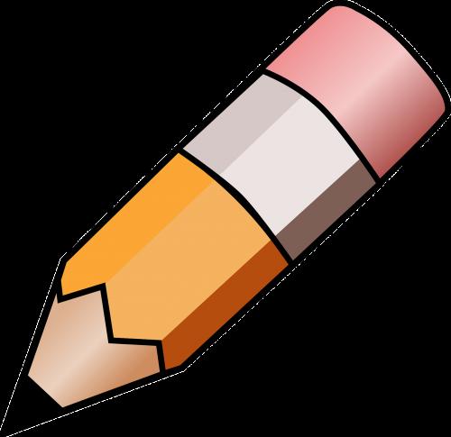 edit pencil school