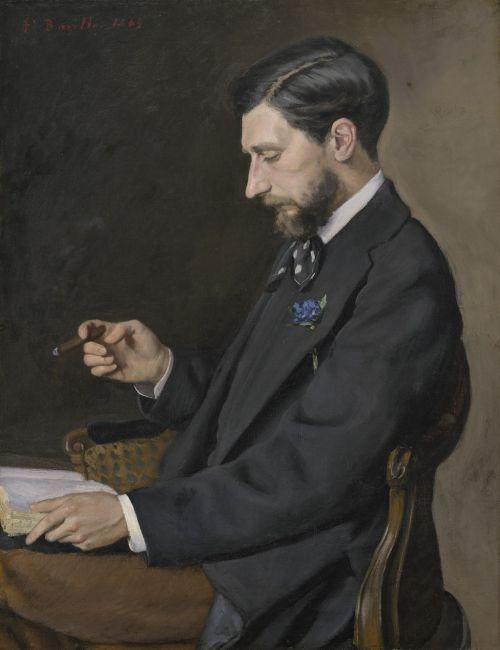 Edmond Maître, 1869