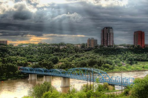 edmonton canada city