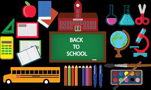 education back to school school supplies