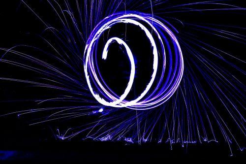 long exposure night effect