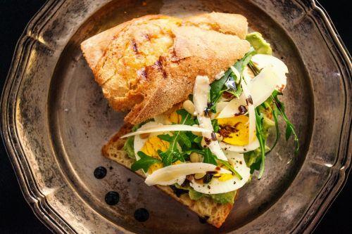 egg food snack