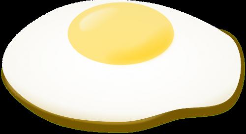egg fried egg egg sunny side up