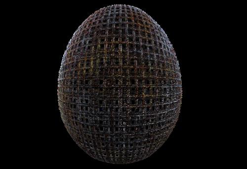 egg easter grid