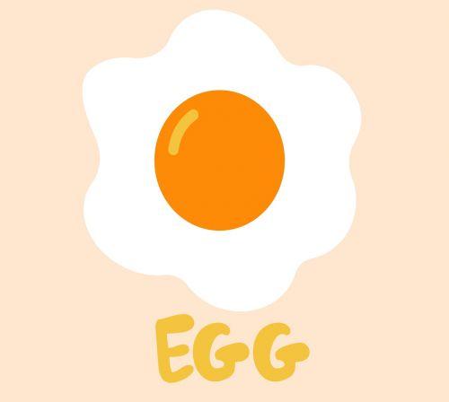 egg eating chicken