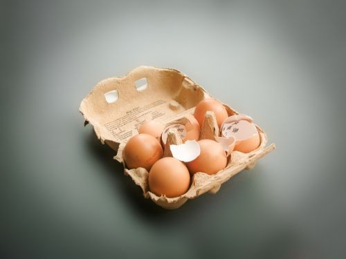 egg box pack