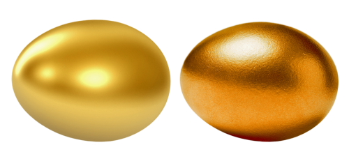 egg golden egg gold