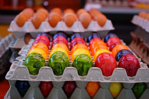 egg easter eggs colorful
