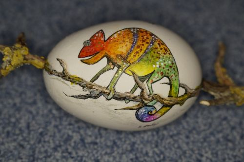 egg easter egg painting