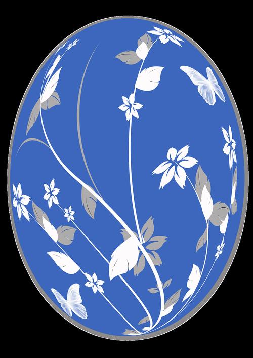 egg  easter egg  flowers