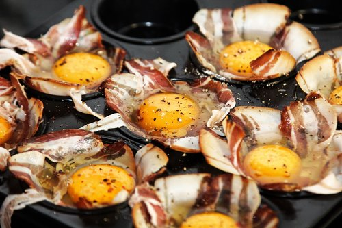 egg  scrambled eggs  protein
