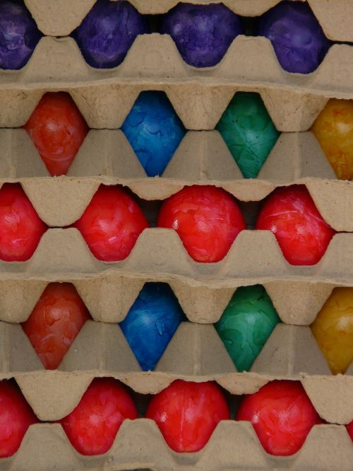 egg easter eggs colorful