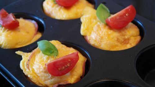 egg egg muffin breakfast