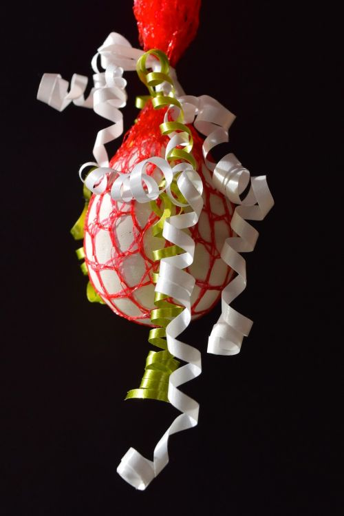 egg gift decoration