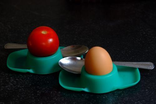 egg tomato food