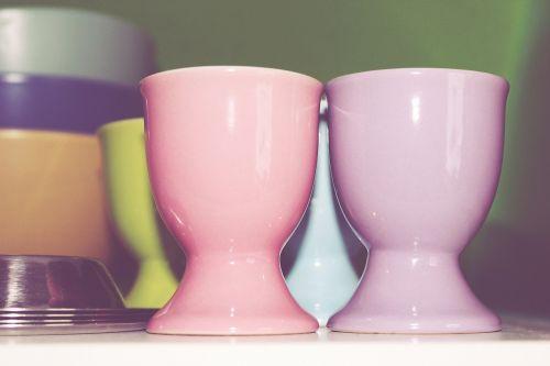 egg cups tableware breakfast